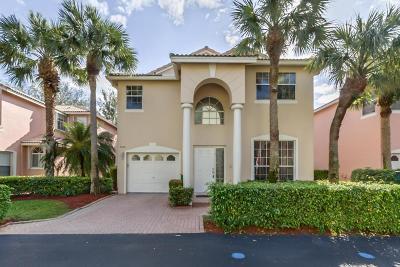 Boca Raton Single Family Home For Sale: 7214 Panache Way