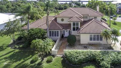 Port Saint Lucie Single Family Home For Sale: 3301 SE River Vista Court