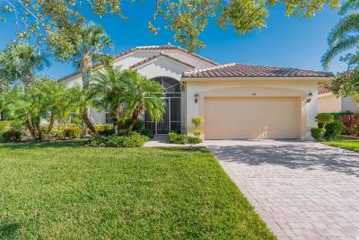 Port Saint Lucie Single Family Home For Sale: 368 NW Shoreview Drive