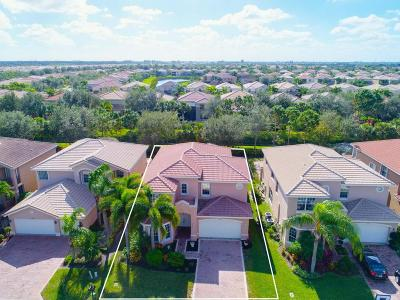 Boynton Beach Single Family Home For Sale: 8501 Breezy Hill Drive