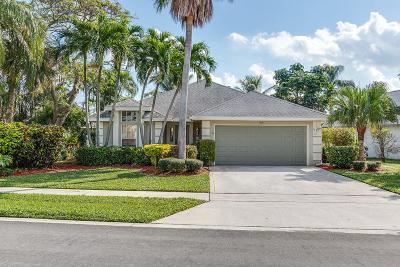 Boynton Beach FL Single Family Home For Sale: $310,000
