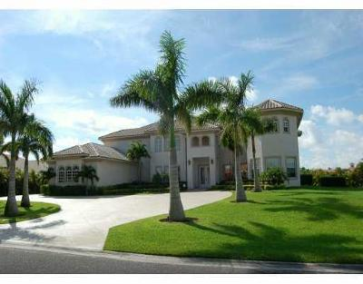 West Palm Beach Single Family Home For Sale: 8356 Woodsmuir Drive