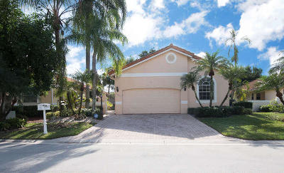 Delray Beach Single Family Home For Sale: 5220 Bodega Place
