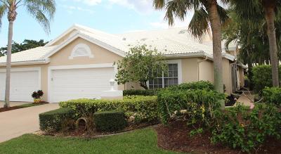 Boynton Beach FL Single Family Home For Sale: $284,900