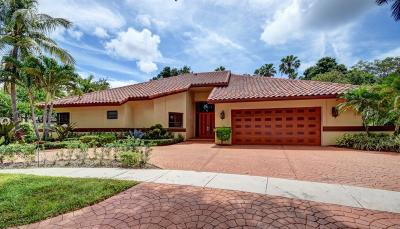 Boca Raton Single Family Home For Sale: 5700 N.w. 22nd Ave Avenue
