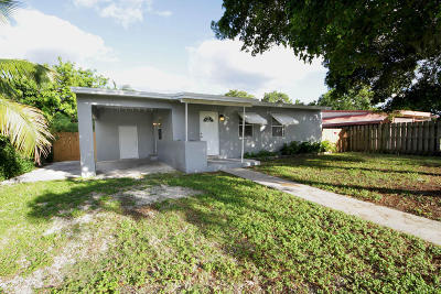 Fort Lauderdale Rental For Rent: 1134 NW 9 Ter Terrace