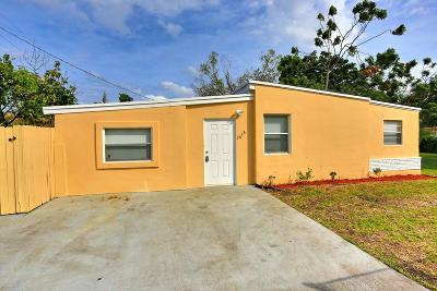 Fort Lauderdale Rental For Rent: 1613 NW 11 Street