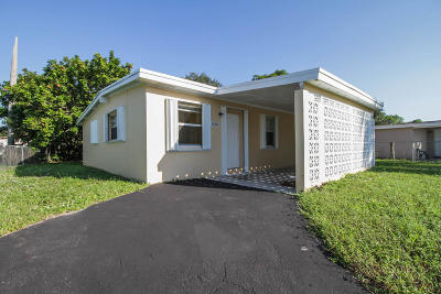 Fort Lauderdale Rental For Rent: 530 NW 29th Terrace