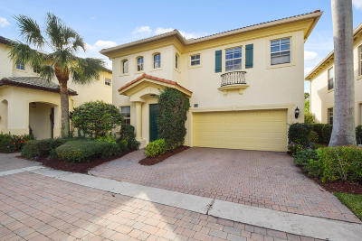 Palm Beach Gardens Single Family Home For Sale: 609 Moondancer Court