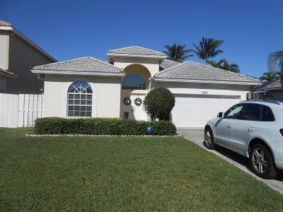 Lake Worth Single Family Home For Sale: 7771 Thornlee Drive
