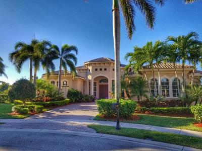 Palm Beach Gardens Single Family Home For Sale: 484 Savoie Drive