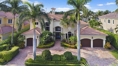 North Palm Beach Single Family Home For Sale: 793 Harbour Isles Court