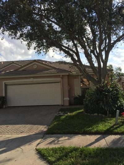 West Palm Beach Single Family Home For Sale: 8416 Cargill Point
