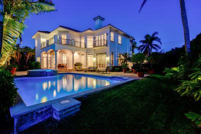 Broward County, Palm Beach County Single Family Home For Sale: 6782 Ocean Boulevard