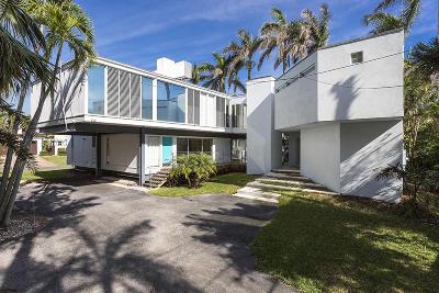 Delray Beach Single Family Home For Sale: 212 Seabreeze Avenue