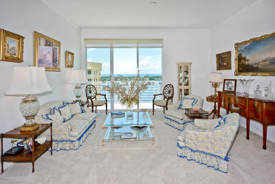 West Palm Beach Condo For Sale: 1551 Flagler Drive #Uph11