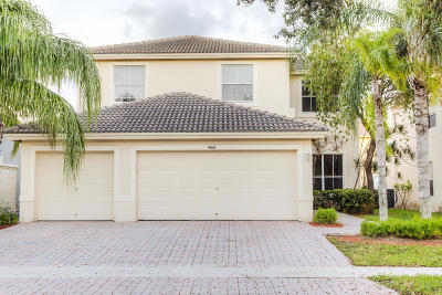 West Palm Beach Single Family Home Contingent: 4166 Torres Circle