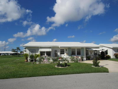 Boynton Beach Single Family Home For Sale: 117 NW 14th Street