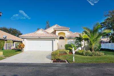 Boynton Beach Single Family Home For Sale: 148 Citrus Park Circle