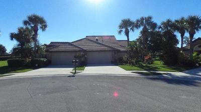Boynton Beach Single Family Home For Sale: 8135 Mimosa Place