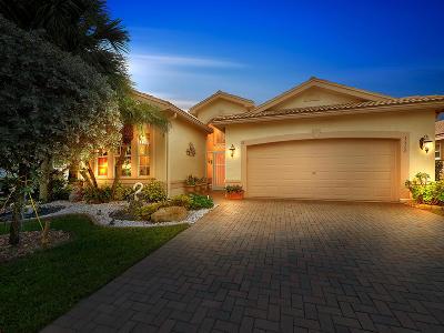 Boynton Beach Single Family Home For Sale: 7324 Tonga Court