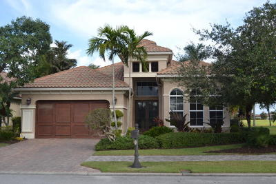 Port Saint Lucie Single Family Home For Sale: 103 SE Bella Strano