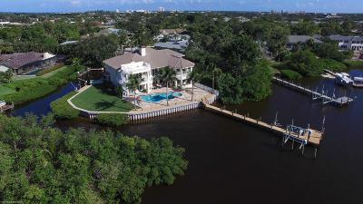 Tequesta Single Family Home For Sale: 4480 River Pines Court