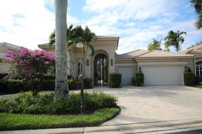 Delray Beach Single Family Home For Sale: 7541 Bella Verde Way