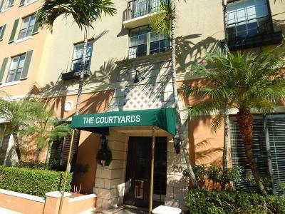 West Palm Beach Condo Sold: 780 S Sapodilla Avenue #209