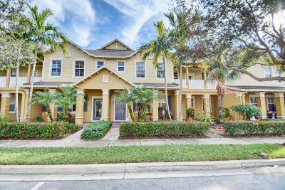Jupiter Townhouse For Sale