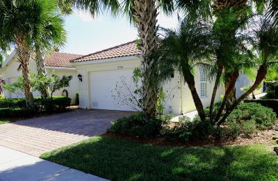 Wellington Single Family Home For Sale: 8134 Montserrat Place