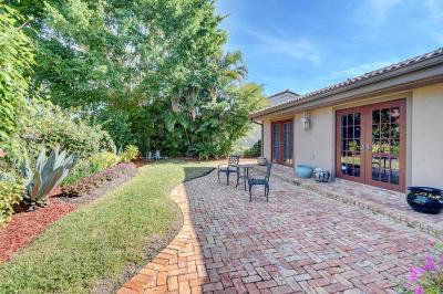 Boca Raton Single Family Home For Sale: 7670 Cedarwood Circle