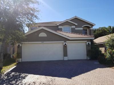 Greenacres Single Family Home For Sale: 5008 Sabreline Terrace