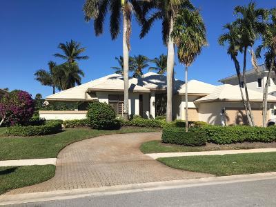 Boca Raton Single Family Home For Sale: 4196 Bocaire Boulevard