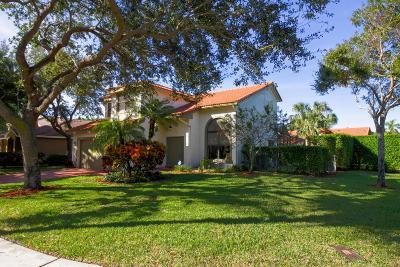 Boca Raton Single Family Home For Sale: 10694 San Bernardino Way