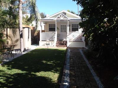 Lake Worth Single Family Home For Sale: 408 K Street