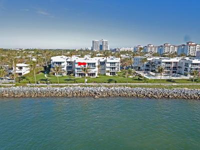 Palm Beach Shores Condo For Sale: 140 Inlet Way #312