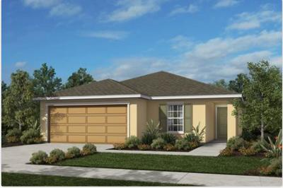 Port Saint Lucie Single Family Home For Sale: 5405 NW Pine Trail Circle