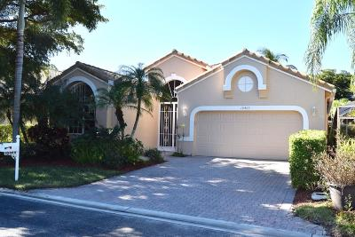 Boynton Beach FL Single Family Home For Sale: $360,000