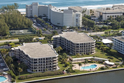 Palm Beach Condo For Sale: 2778 S Ocean Boulevard #204s