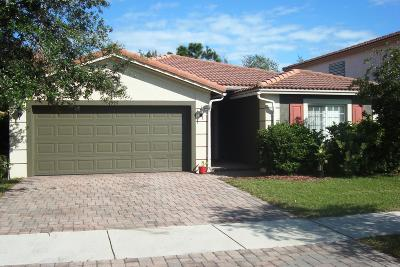 Port Saint Lucie Single Family Home For Sale: 1997 SW Marblehead Way