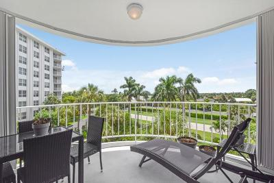 Harbour House Condo For Sale: 2295 S Ocean Boulevard #415