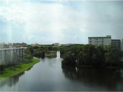 Pompano Beach Rental For Rent: 2238 Cypress Bend Drive #707