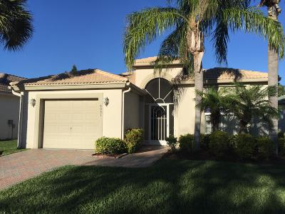 Boynton Beach FL Single Family Home For Sale: $245,000