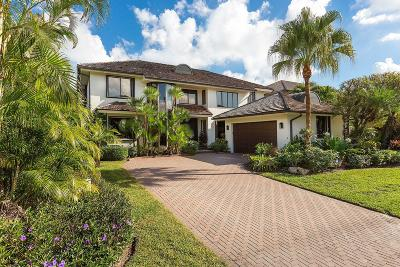 Single Family Home Sold: 2866 Polo Island Drive