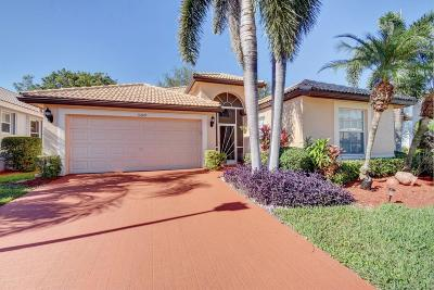 Delray Beach Single Family Home For Sale: 13609 Kiltie Court