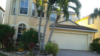 Lake Worth Single Family Home For Sale: 6616 Lurais Drive