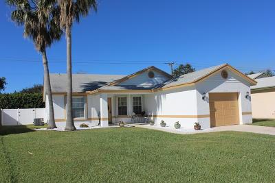 Boynton Beach Single Family Home For Sale: 6915 Beacon Hollow Turn