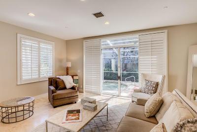 Villas Of Ocean Crest Townhouse For Sale: 2115 S Ocean Boulevard #7