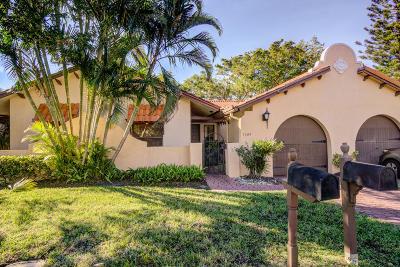 Delray Beach Single Family Home For Sale: 5209 Bolero Circle